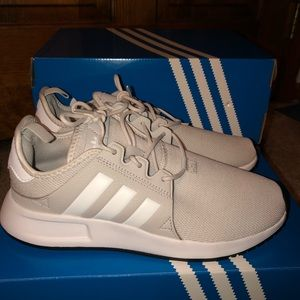ADIDAS X_PLR GREY/WHITE BOYS 6 NEW OFFERS WELCOME